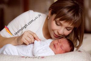 دل درد و گوش درد نوزاد