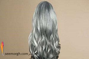 اگر از سفید شدن موهایتان هراس دارید این مطلب را بخوانید
