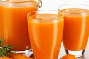 نوشیدن آب هویج را فراموش نکنید