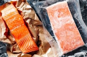 ماهی منجمد بخریم یا ماهی تازه را خودمان فریز کنیم