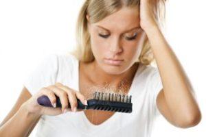 توقف ریزش مو با ویتامین B7