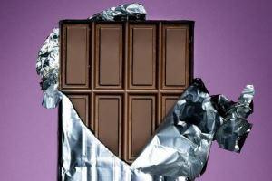بهترین درمان برای سرفه شکلات است!!