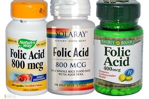 مصرف اسید فولیک برای همه زنان جوان لازم است