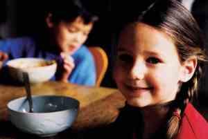 آیا مصرف خامه برای کودکان مضر است