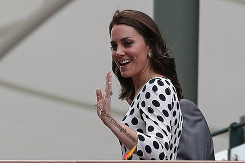 مدل مو جدید کیت میدلتون Kate Middleton  - عکس شماره 1