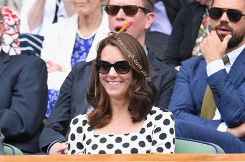 مدل مو جدید کیت میدلتون Kate Middleton  - عکس شماره 6