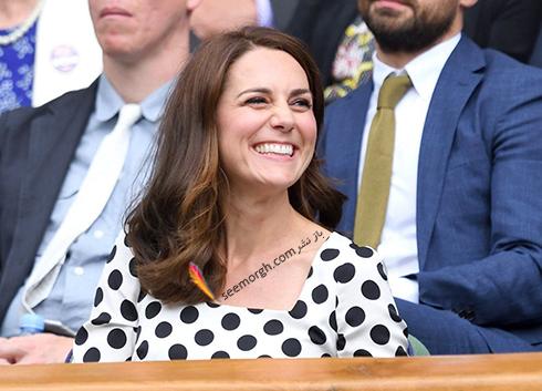 مدل مو جدید کیت میدلتون Kate Middleton  - عکس شماره 4