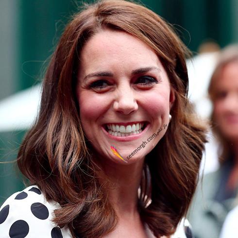 مدل مو جدید کیت میدلتون Kate Middleton  - عکس شماره 7