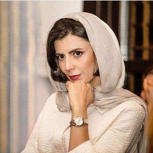 عکس لیلا حاتمی در جشنواره کانادا