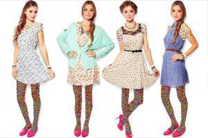 012 2 ایده شیک پوشی برای خانمها در بهار و تابستان