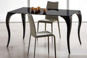 چیگونه خط و خش های میز شیشه ای را از بین ببریم؟