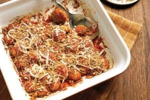 برای شام امشب تان قارچ سوخاری پنیری درست کنید