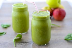 با این نوشیدنی سبز، به طرز معجزه آسایی لاغر شوید!!