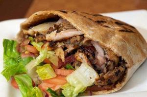 یک کباب ترکی خانگی تمام عیار درست کنید!!