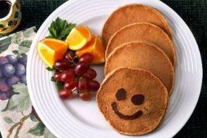 پنکیک قاشقی پنیری، یک صبحانه عالی و متفاوت!!