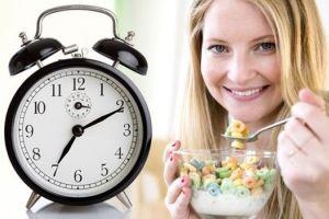 بهترین زمان خوردن صبحانه چه وقتی است؟