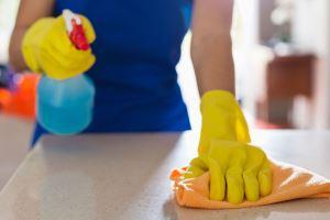 تمیز کردن سریع خانه با 10 ترفند ساده!!
