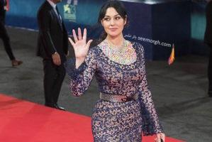 جشنواره فیلم ونیز 2016 : مدل لباس از مونیکا بلوچی تا اما استون