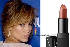 آرایش لب های تان را به پیشنهاد جنیفر لوپز انتخاب کنید