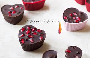شب یلدا : شکلات انار، یک دسر نیم ساعته و آسان