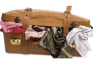 لباسها را چگونه در چمدان بگذاریم که چروک نشود؟