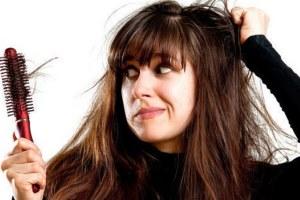 علت ریزش مو در خانم ها چیست