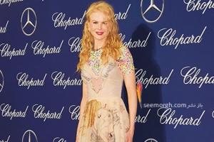 مدل لباس در جشنواره بین المللی فیلم پالم اسپرینگز