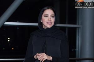 مدل مانتو بهاره کیان افشار در یازدهمین روز جشنواره فیلم فجر