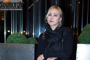 مدل مانتو هنرمندان در مراسم اکران فیلم ماحی