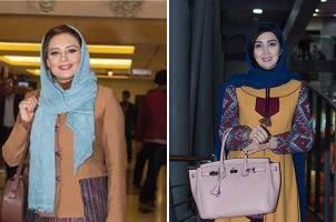 چه کسانی طراح لباس مریم معصومی و یکتا ناصر در جشنواره فجر بودند؟