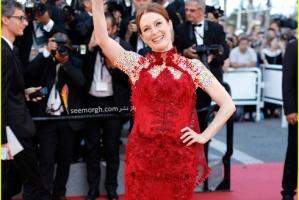 مدل لباس در افتتاحیه جشنواره کن 2017