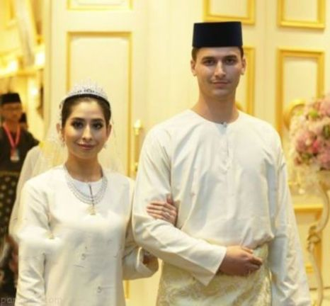مدل هلندی بخاطر عشق به شاهزاده خانم ثروتمند مسلمان شد!