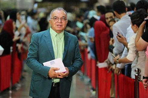 مسعود فروتن در هفدهمین جشن حافظ
