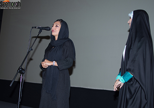 ساره بیات و مژده لواسانی