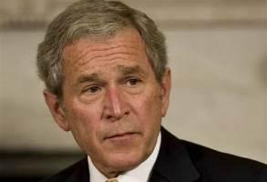 اظهارات جرج بوش درباره حسن روحانی
