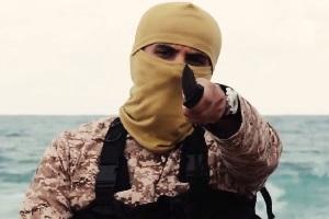 داعش بازهم سر برید+ عکس(+18)