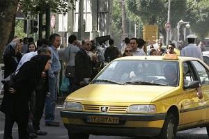 منتظر افزایش نرخ کرایه تاکسی ها باشید