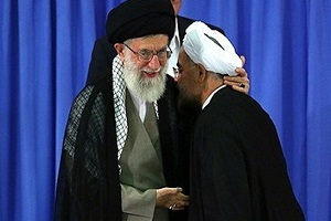 پاسخ رهبر معظم انقلاب به نامه روحانی