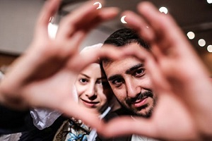 عکس های جدید و دیدنی ازدواج در پلی تکنیک