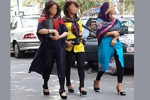 حجاب تهرانی ها مناسب نیست