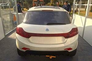 طراحی خاص خودروی جدید سایپا + عکس