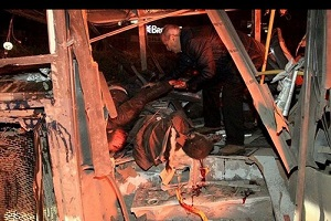 انفجار مهیب پایتخت ترکیه را لرزاند +عکس