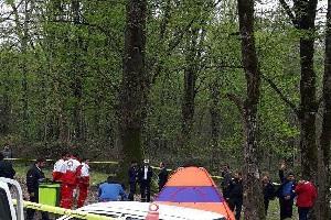 مرگ چهارجوان اصفهانی در جنگل سی سنگان نوشهر