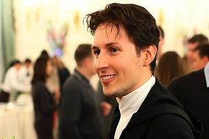Pavel Durov vkontakte موسس تلگرام : هک اطلاعات کاربران ایرانی صحت ندارد