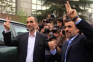 گلریزان احمدی نژاد جواب داد / کمک های میلیونی مردم به احمدی نژاد!!