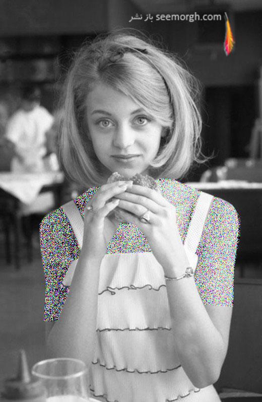 کودکی گلدی هاون Goldie Hawn ، بازیگر و تهیه کننده آمریکایی
