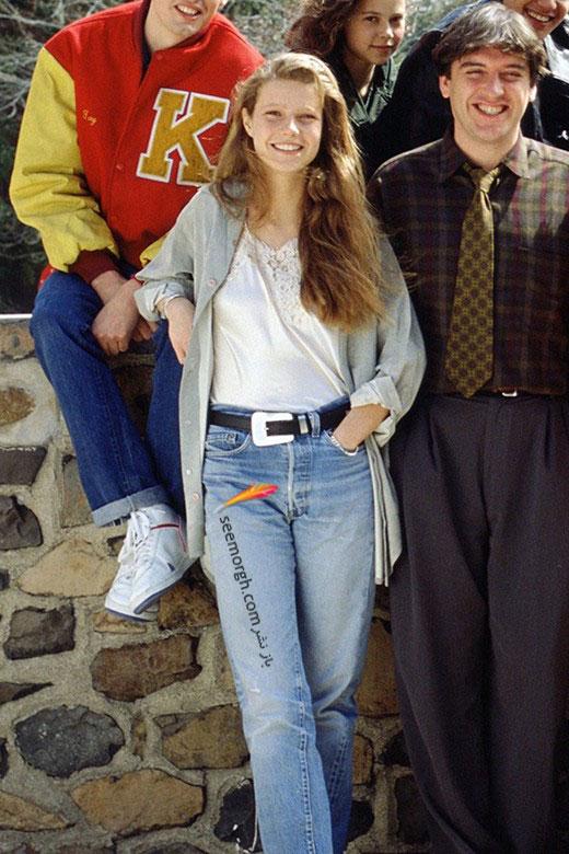 کودکی گینس پالترو Gwyneth Paltrow ، خواننده و بازیگر آمریکایی