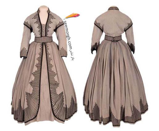فروش لباس شخصیت اسکارلت در بربادرفته به قیمت 450 میلیون تومان! + عکس