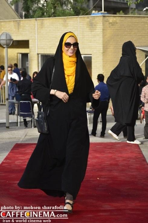 آزاده نامداری در جشن سینمایی حافظ