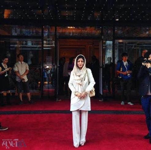ساره بیات در جشنواره مونترال کانادا